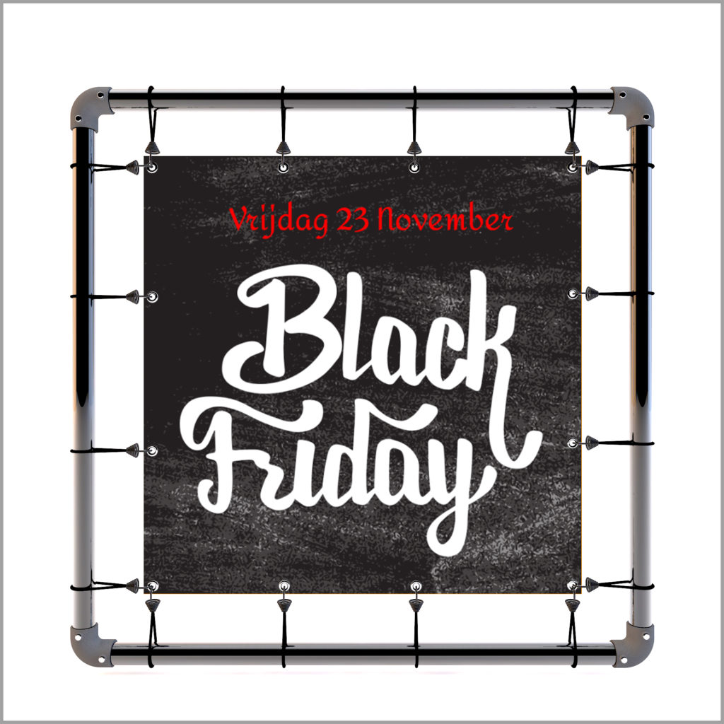 Black Friday Spandoek